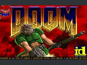 Doom Shareware v1.4b