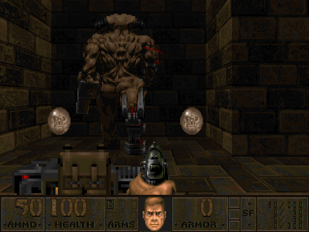 Hall of Blood - hob.wad (DOOM2) - Wad Archive