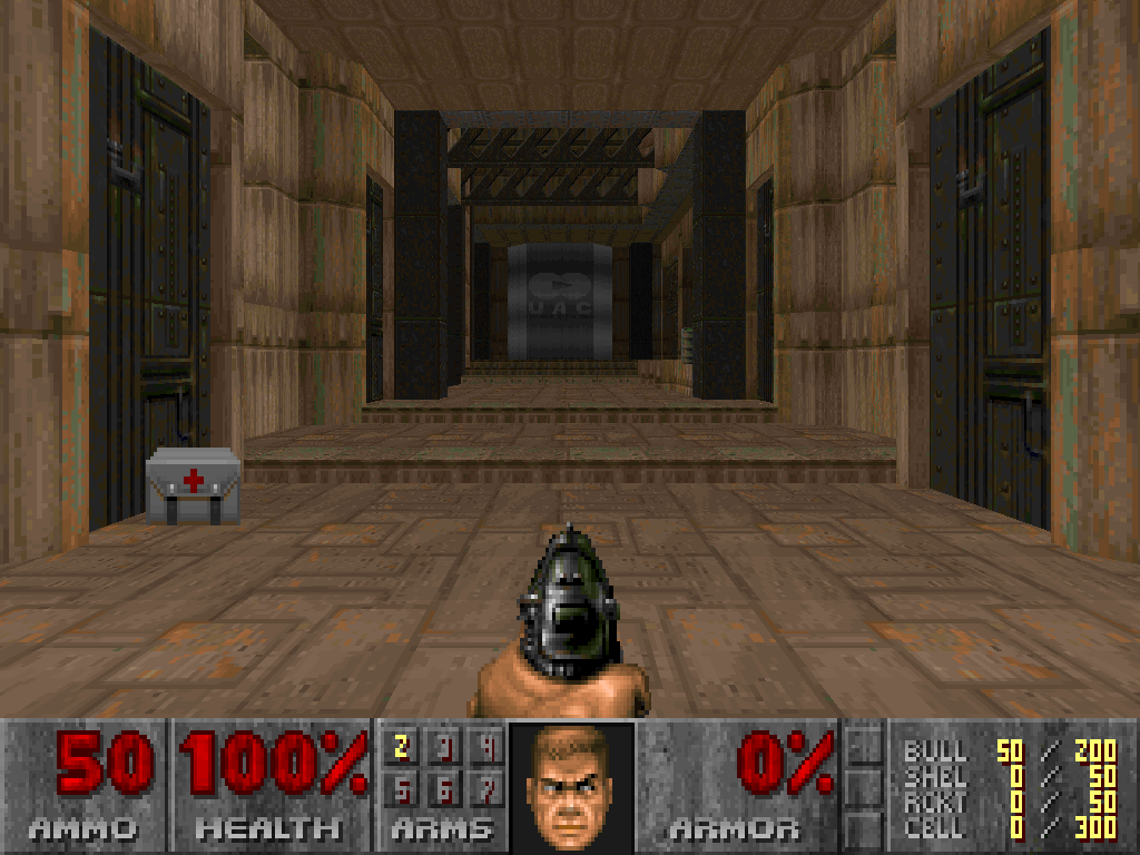 No Rest For The Living Nervedemowad Doom2 Wad Archive