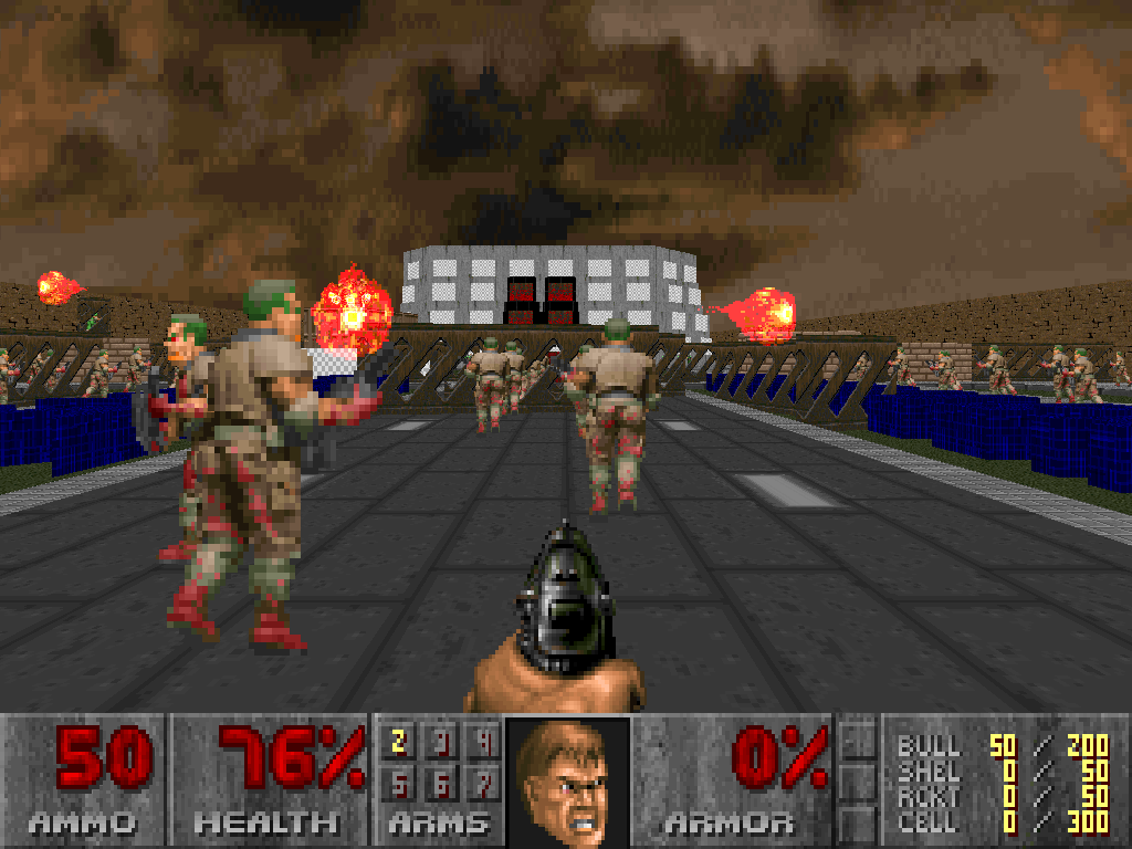 whitehouse wad for DOOM2 - Wad Archive