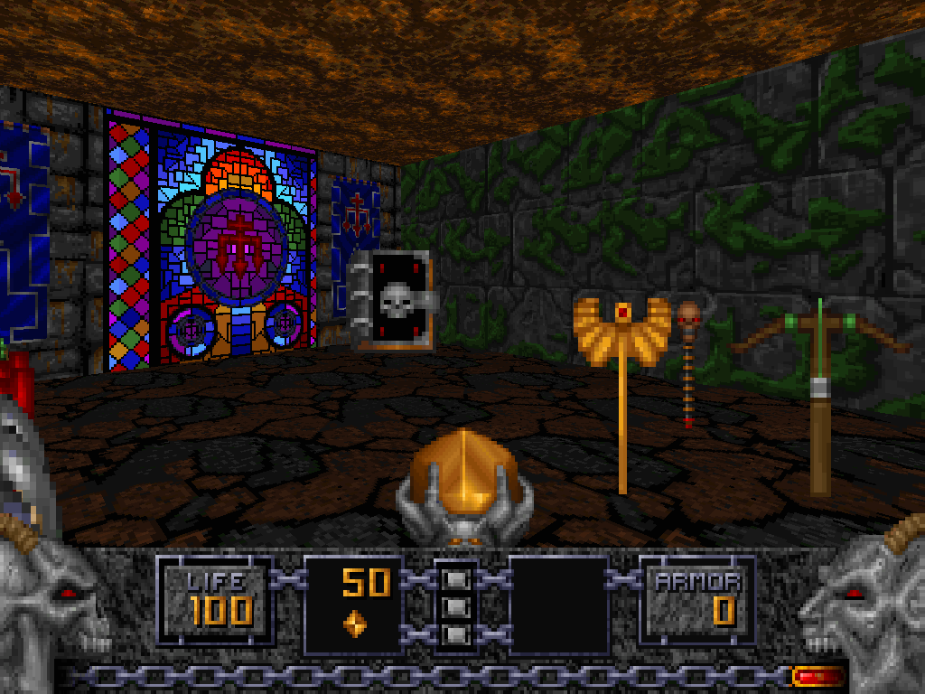 Quad Wads - Heretic version (Doom and Doom2 versions also