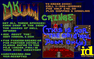 cring666 wad for DOOM - Wad Archive